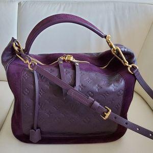 Louis Vuitton Audacieuse Empreinte MM Handbag